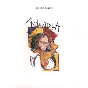 Amandla Albumcover
