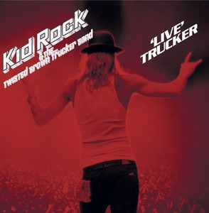 'Live' Trucker Albumcover