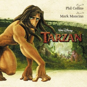 Tarzan Original Soundtrack Albumcover
