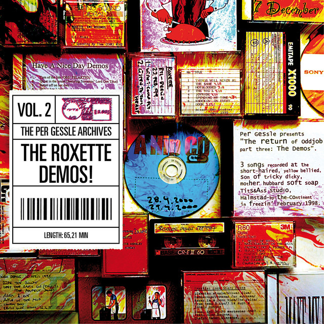 The Per Gessle Archives - The Roxette Demos!, Vol. 2