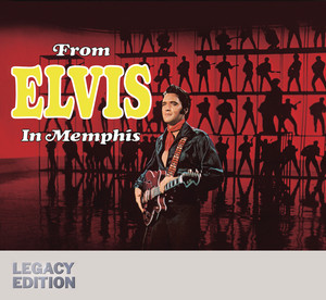 From Elvis In Memphis Albumcover
