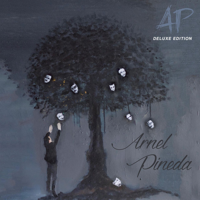 Album cover for AP (Deluxe Edition) by Arnel Pineda