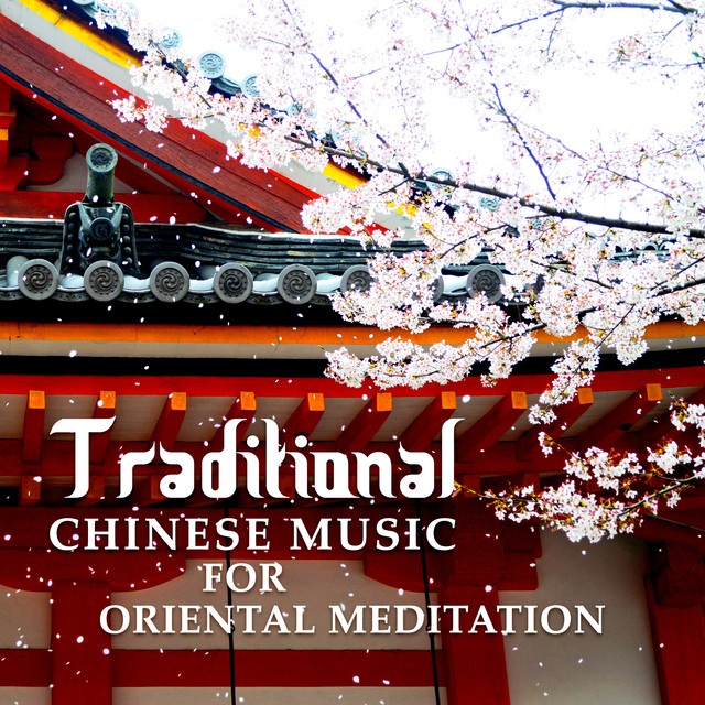 Traditional Chinese Music for Oriental Meditation, Buddhist Zen Life, Asian Flute, Guzheng