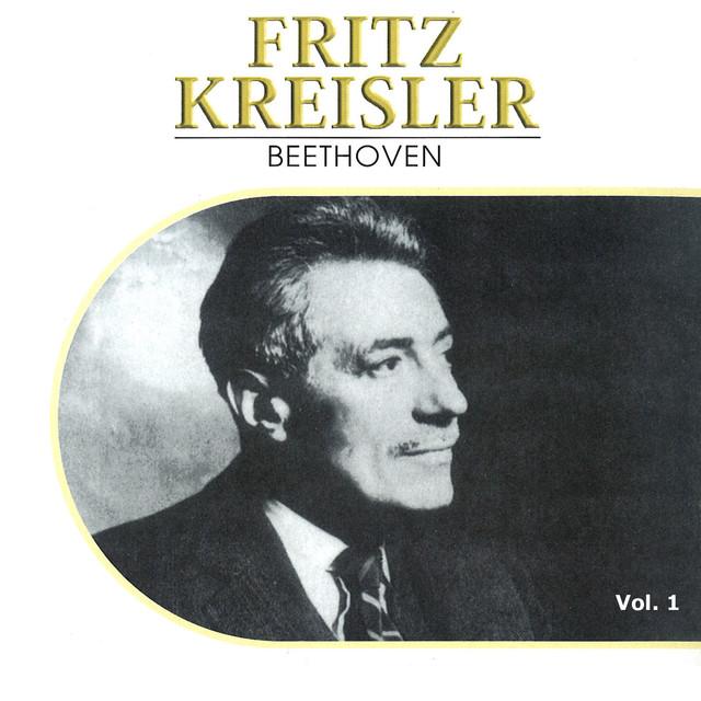 Fritz Kreisler, Vol. 1 (1926, 1936) Albumcover