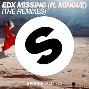 Copertina di EDX - Missing - Nytron Remix Edit