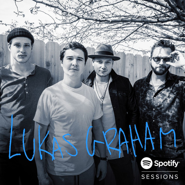 Lukas Graham Spotify Sessions album cover