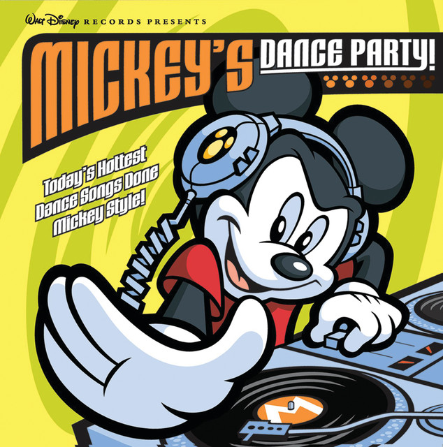 28fa0bcd88f Mickey s Dance Party by Various Artists on Spotify