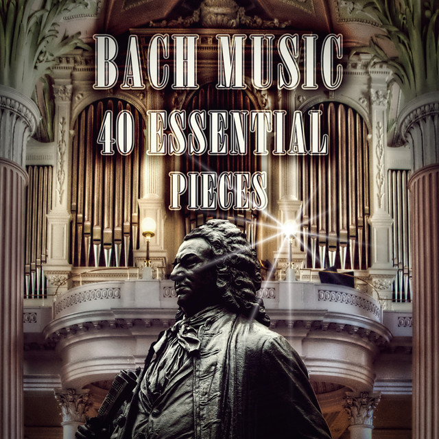 Bach Organ Music 40 Essential Pieces