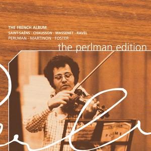 Itzhak Perlman/Orchestre de Paris/Jean Martinon/Abbey Road Ensemble/Lawrence Foster