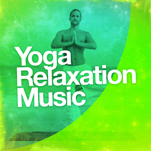 Yoga Relaxation Music Albumcover