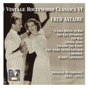 Vintage Hollywood Classics, Vol. 6: Fred Astaire album