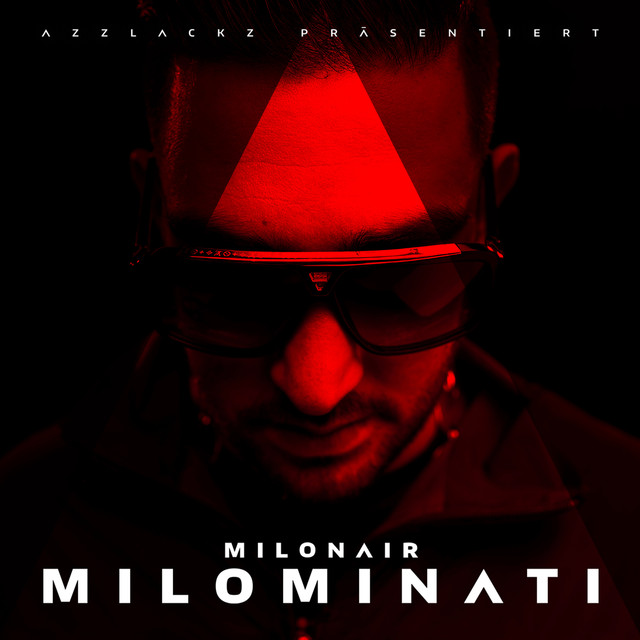 Album cover for Milominati by Milonair