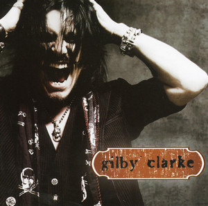Gilby Clarke Punk Rock Pollution cover
