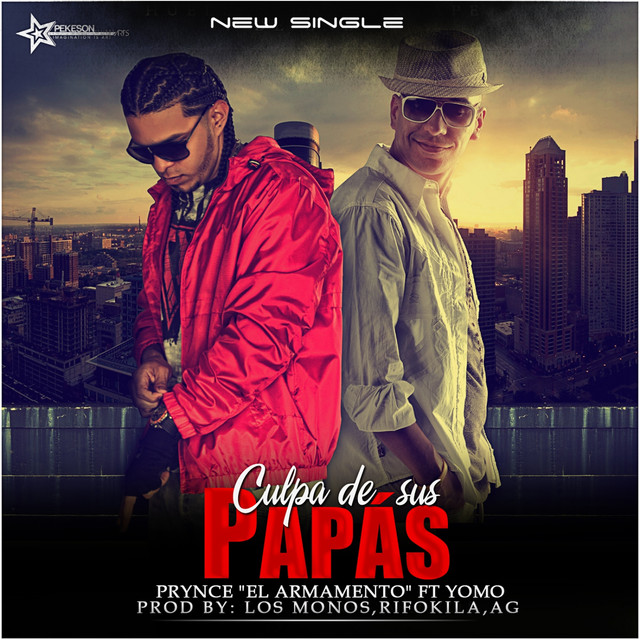 Por Culpa Se Sus Papas - Single