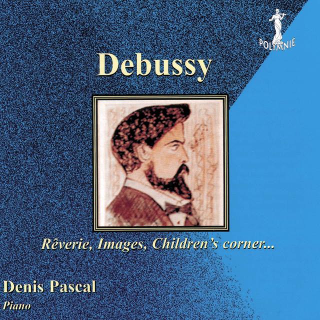 Debussy: Rêverie, Images, Children's Corner... Albumcover
