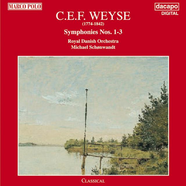 Weyse: Symphonies Nos. 1-3 by ...