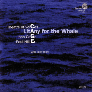 Litany for the Whale album