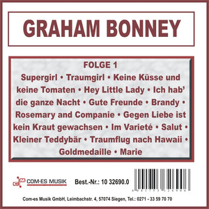 Graham Bonney, Folge 1 album
