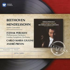 Beethoven: Violin Concerto Albumcover