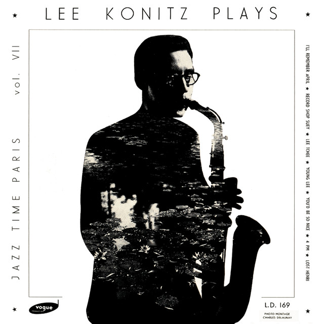 Lee Konitz Lee Konitz Plays album cover