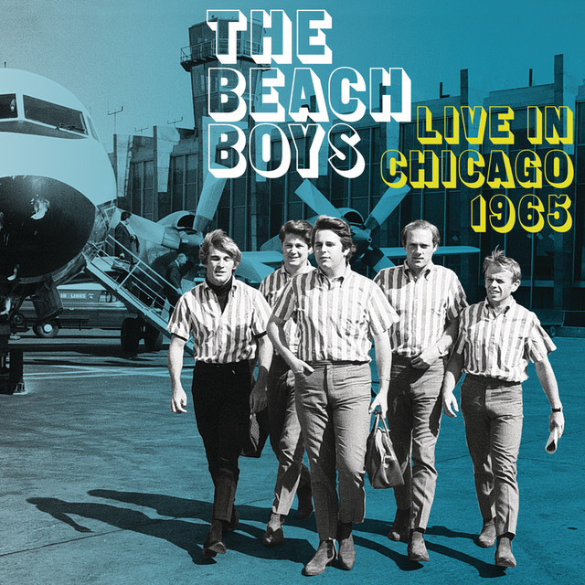 Live In Chicago 1965 Albumcover