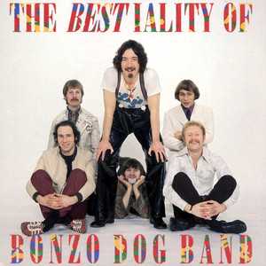 The Bonzo Dog Band Postcard cover