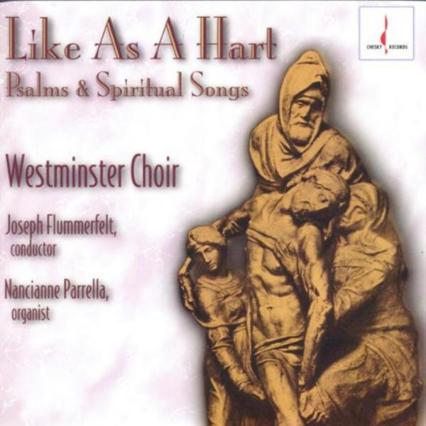 Like as a Hart: Psalms and Spiritual Songs Albumcover