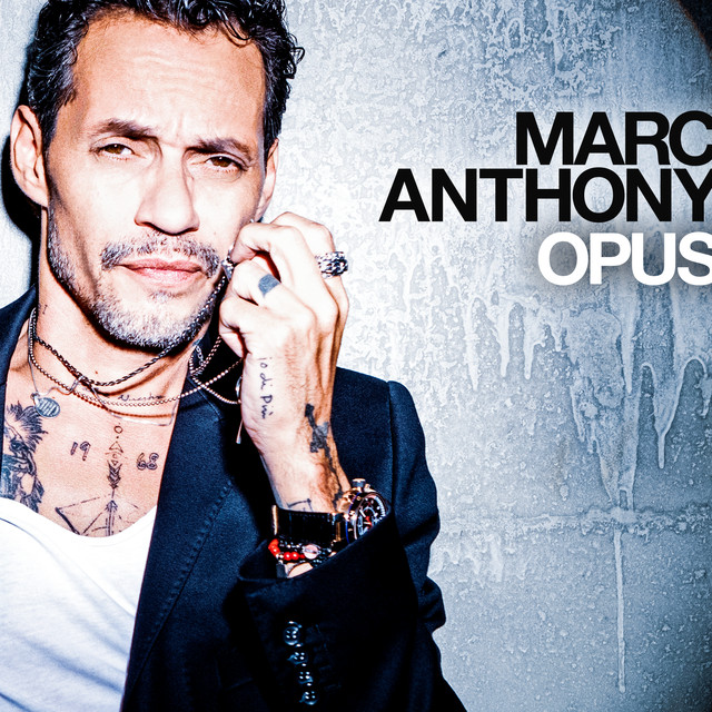 Album cover for OPUS by Marc Anthony
