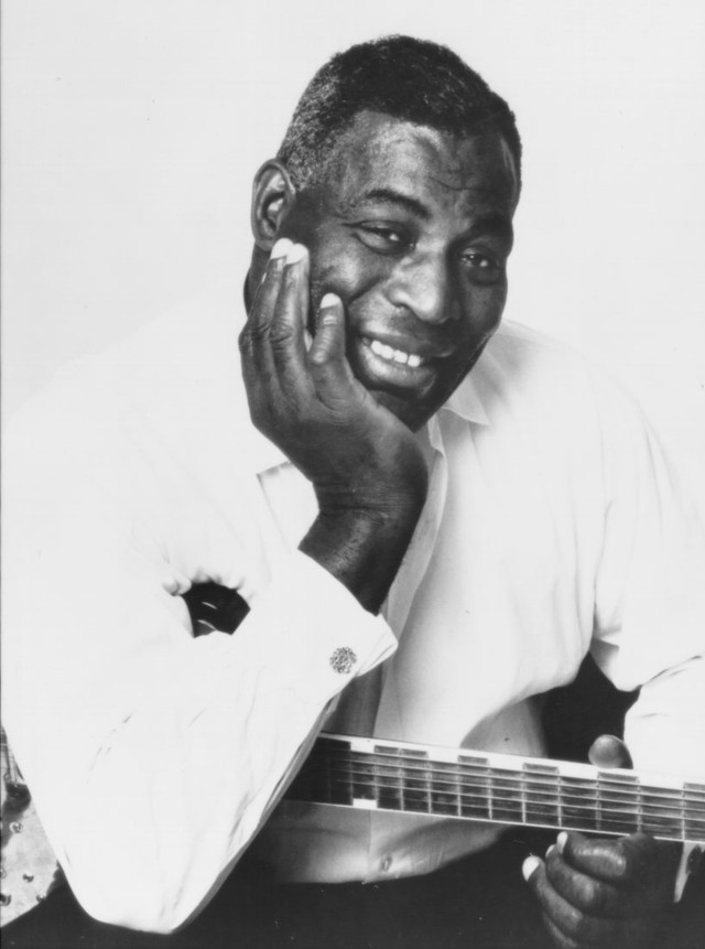 Howlin' Wolf, Willie Dixon I Ain't Superstitious cover