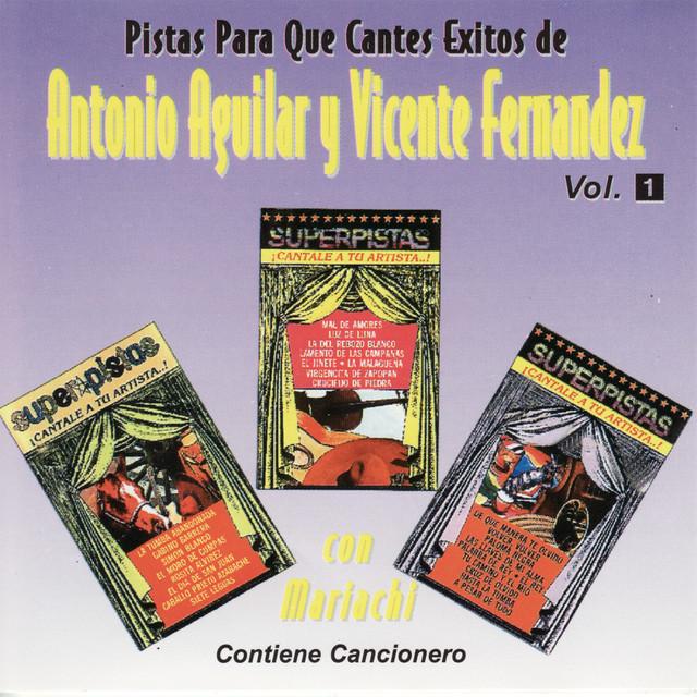 Pistas Para Que Cantes Exitos de Antonio Aguilar y Vicente Fernandez