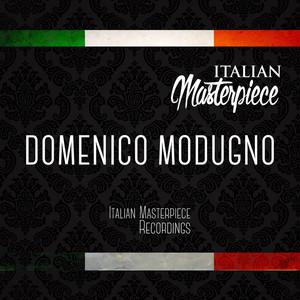 Domenico Modugno - Italian Masterpiece album