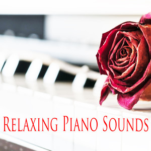 Relaxing Piano Sounds Albumcover
