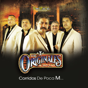 Corridos de Poca M Albumcover