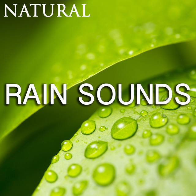 Natural Rain Sounds Albumcover