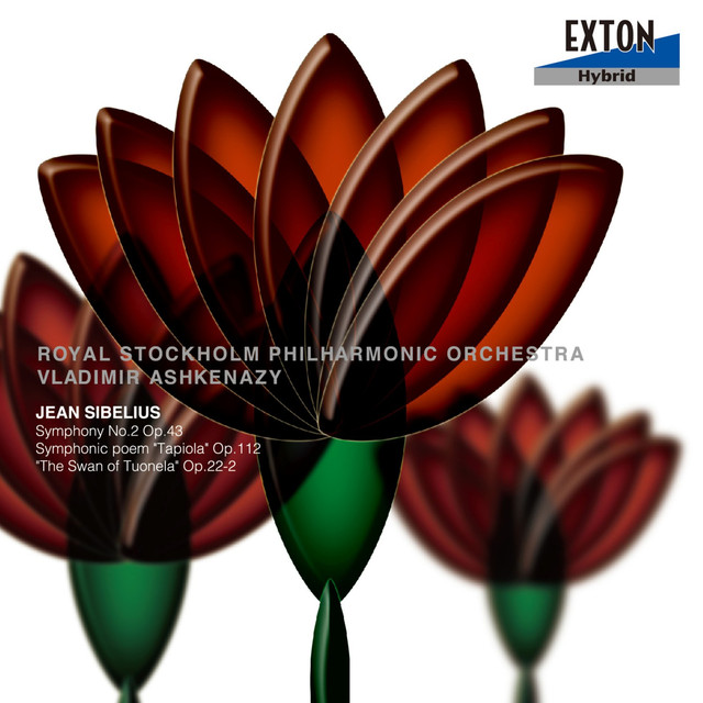 Sibelius: Symphony No. 2, Tapiola, The Swan of Tuonela Albumcover