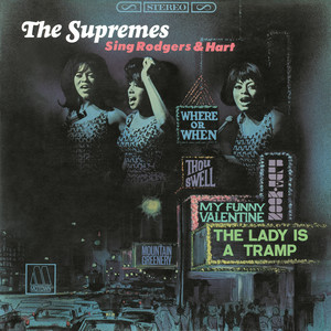 The Supremes Sing Rodgers & Hart album