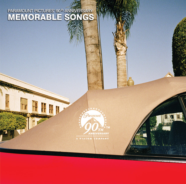 Various Artists Paramount Pictures 90th Anniversary Memorable Songs album cover
