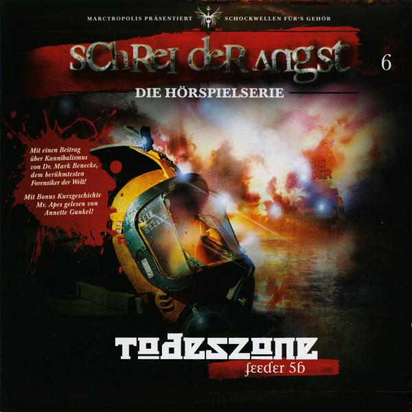 Folge 6 - Feeder - Todeszone Cover