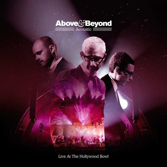 Album cover for Acoustic - Live At The Hollywood Bowl by Above & Beyond