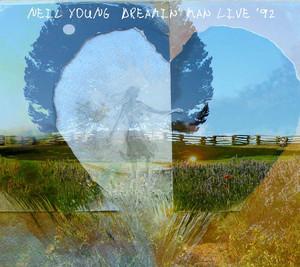 Dreamin' Man Live '92 Albumcover