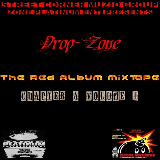 Drop-Zone The Red Album Mixtape (Chapter A, Vol. 1) album cover