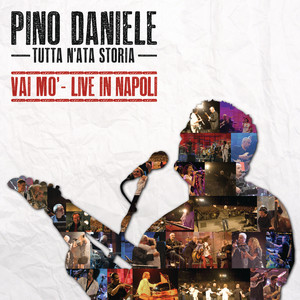 Tutta n'ata storia (Vai mo' - Live in Napoli) Albumcover