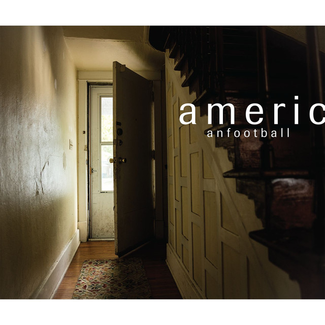Album cover for American Football (LP2) by American Football