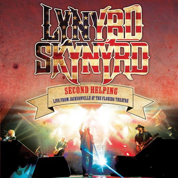 Second Helping Live from Jacksonville at the Florida Theatre (Live) Albumcover