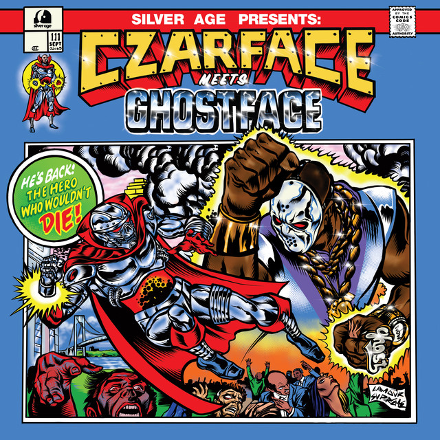 Czarface Meets Ghostface