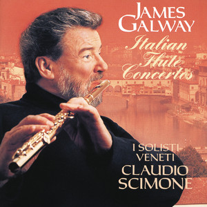 James Galway plays Flute Concertos album
