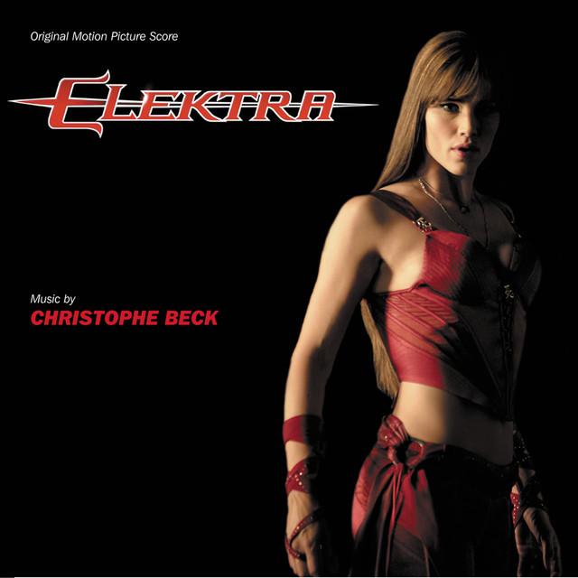 Elektra (Original Motion Picture Score) Albumcover