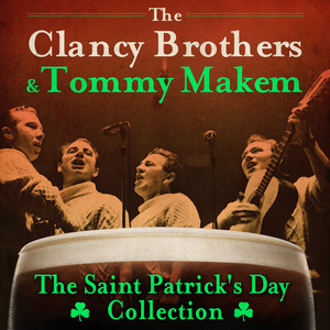 The Clancy Brothers, Tommy Makem The Minstrel Boy cover