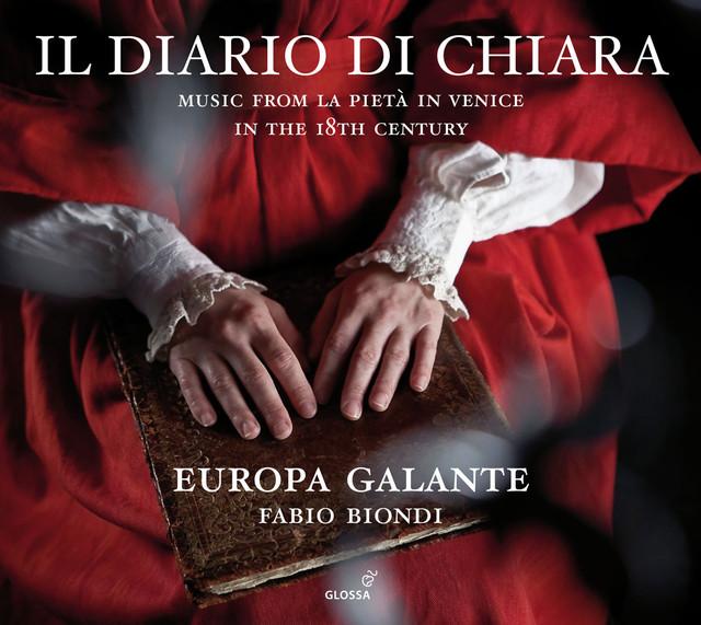 Il Diario di Chiara: Music from La Pietà in Venice in the 18th century
