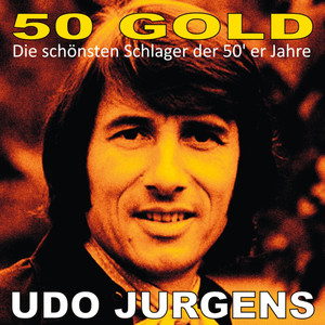 Udo Jurgens: 50s Gold Albumcover